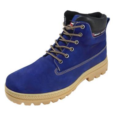 Bota Gasparini 256 Azul  masculino