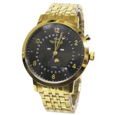 Relógio de Pulso Technos Lux Golden    Joalheria   Comparar preço de ... 92573b3190