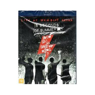 DVD 5 Seconds Of Summer - How Did We End Up Here