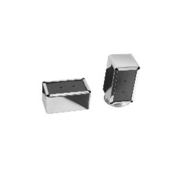 Imagem de H2a - H3a - Porta Guardanapo Em Aço Inox - 297120055