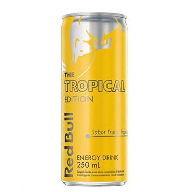 Energético Tropical Edition Red Bull 250ml