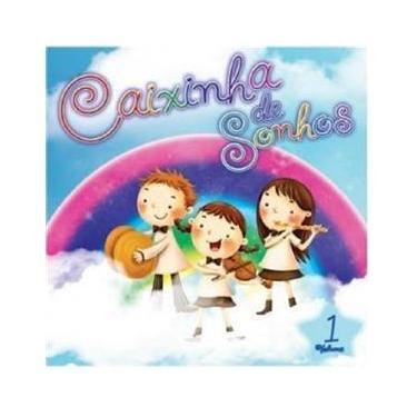 Imagem de Caixinha De Sonhos Vol 1 - CD Infantil
