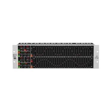 Equalizador 31 Bandas FBQ-6200 HD - Behringer