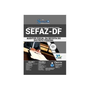 Imagem de Apostila Sefaz Df Auditor Fiscal Da Receita Distrito Federal
