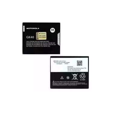 Bateria Motorola GK40 Original 2800mAh - Moto G5