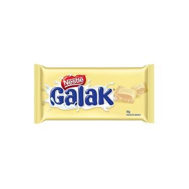 Tablete de Chocolate Branco Galak 90g - Nestlé