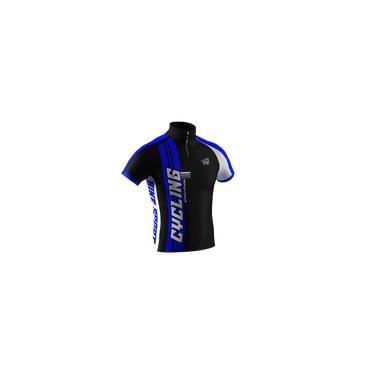 Camisa Ciclismo Ciclista Bike Roupa Uniforme Infantil