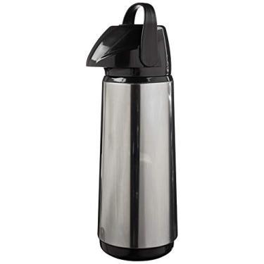 Garrafa Térmica Air Pot Slim, Invicta, Inox, 1.8L