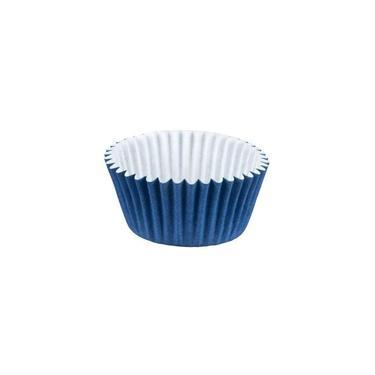 Forma Papel Número 6 Azul Royal Com 100 Unidades Regina