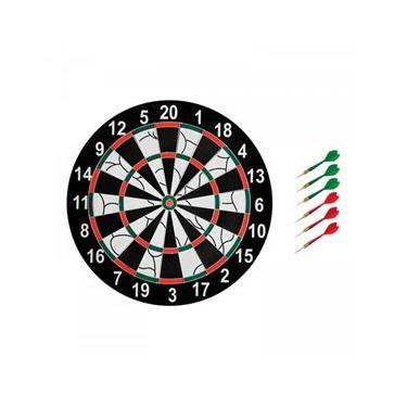 Jogo de Dardos Atrio Veludo com 6 Dardos - ES170
