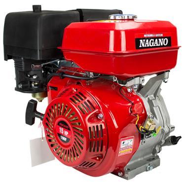 Motor a Gasolina 15 HP Partida Manual - NMG150