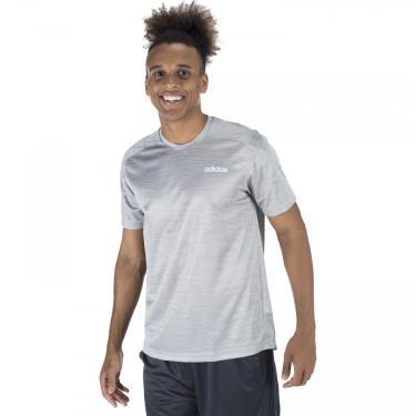 Camiseta adidas D2M HT 19 - Masculina adidas Masculino