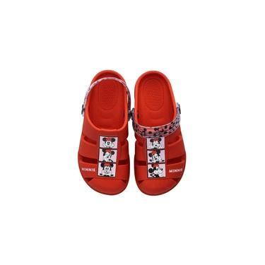 Crocs Babuche Casual Infantil Menina Minnie Disney 22510