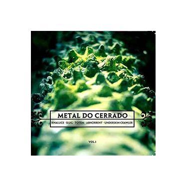 Imagem de CD Metal do Cerrado