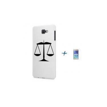 Kit Capa TPU Galaxy J7 Simbolo do Direito Balança + Pel Vidro (BD01) - 71998bdc2aab8
