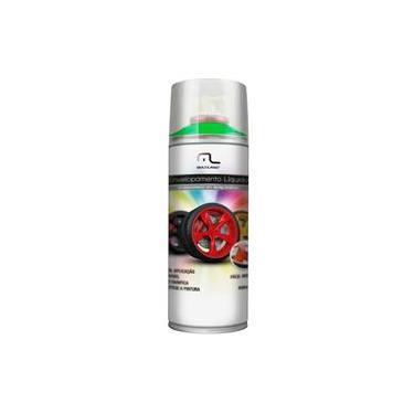 Spray Envelopamento Liquido Verde Fluorescente 400ML AU425 Multilaser