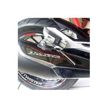 Adesivo Protetor Para Escapamento Moto Honda Cb Twister 250