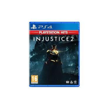 Injustice 2 Ps4 Dublado em português