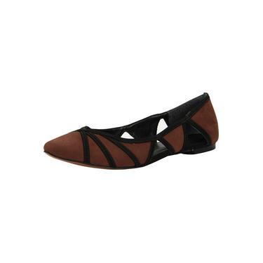 Sapatilha My Shoes Detalhe Vazados