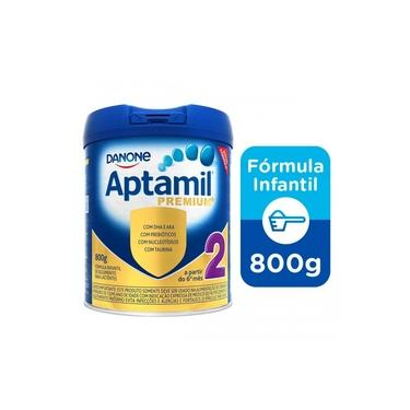 Fórmula Infantil Aptamil Premium 2 (800g)