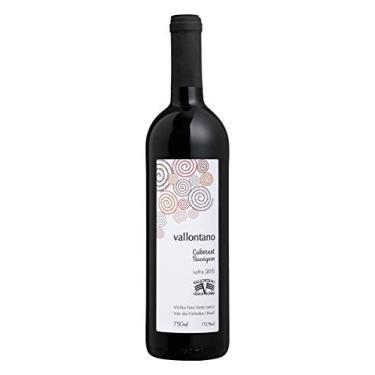 Vinho Tinto Brasileiro Vallontano Cabernet Sauvignon Reserva 2015