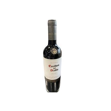Vinho Tinto Casillero Del Diablo Malbec 750Ml