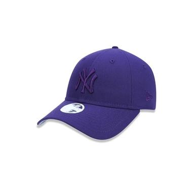 Boné New York Yankees 920 Tonal Feminino Roxo - New Era