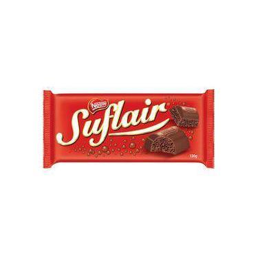Nestlé Chocolate Suflair Aerado Preto 50g