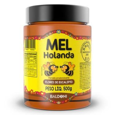 Mel Holanda Flores de Eucalipto 500g - Baldoni