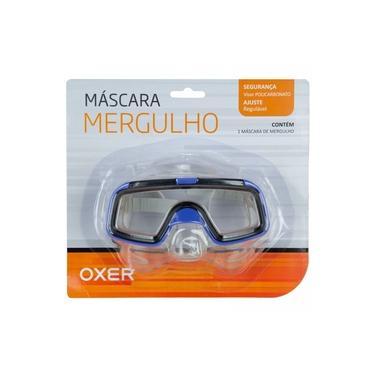 Máscara de Mergulho Infantil Oxer Polybag