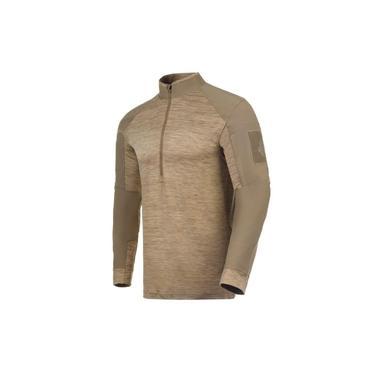 Camisa de Combate Invictus Hawk 2.0 Caqui Mojave