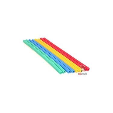 Imagem de Kit 12 Isotubos Coloridos Cama Elástica 2.44/3.05/3.66/4.27