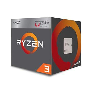 Processador Ryzen 3 2200G 3.5GHz 6MB AM4, AMD, Ryzen 3 2200G