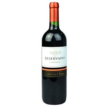 Vinho Concha y Toro Reservado Carmenere 750ml