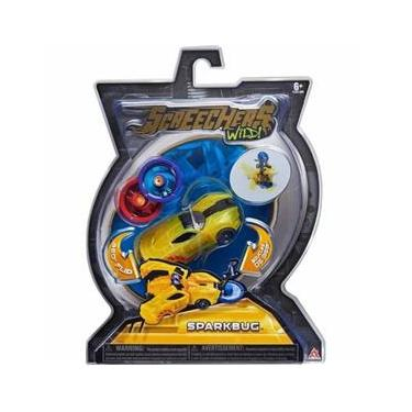 Carro Screechers Wild Sparkbug 4718 - DTC