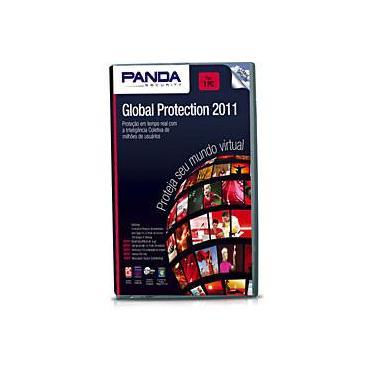 1 Licença do Panda Global Protection 2011 para PC - Panda Security do Brasil S/A