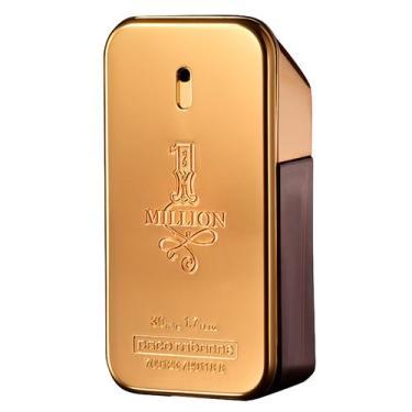 a5cf4cebd7 1 Million Paco Rabanne - Perfume Masculino - Eau de Toilette 30ml