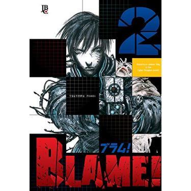 Blame - Volume 2 - Tsutomi Nihei - 9788545702580