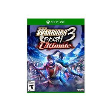 Jogo Xone Warriors Orochi 3 Ultimate