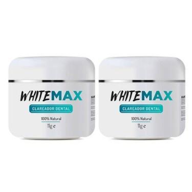 Imagem de Kit Clareador Dental 2 Pote - Whitemax