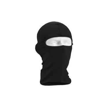 Touca Ninja Preta Balaclava Motoqueiros Militar Tatica Frio