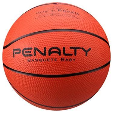 AX Esportes Bola de Basquete Penalty Playoff Único, Laranja