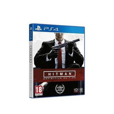 Hitman Definitive Edition - PS4