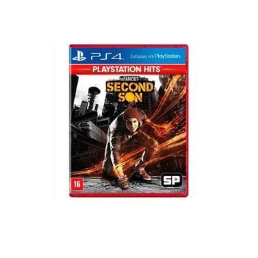 Jogo Infamous Second Son Hits para PS4 - P4SA00730901FGMV