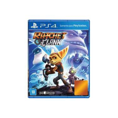 Jogo Novo Ratchet And Clank Playstation Ps4 Sony Português