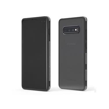 Capa Protetora PureGear DualTek para Samsung Galaxy S10+ Plus 6.4 - Transparente/Preto