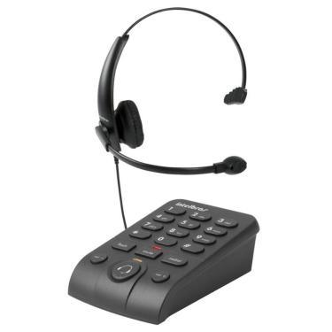 Telefone Headset Intelbras Hsb50 profissional de alto desempenho