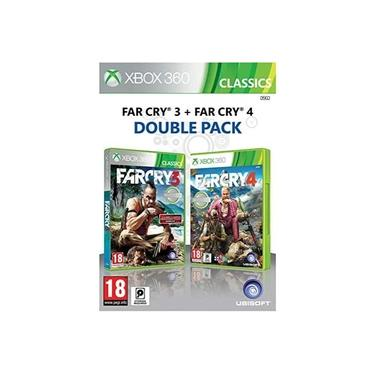 Far Cry 3 & 4 (Double Pack) - Xbox 360