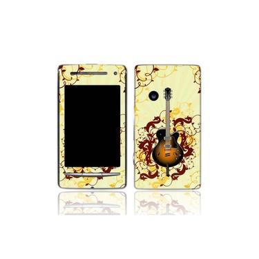 Capa Adesivo Skin373 Sony Ericsson Xperia X8 E15