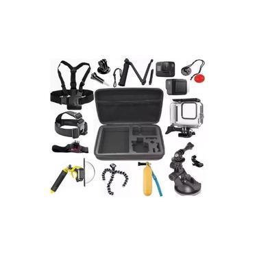 Kit De Ação Completo Com Acessórios Para GoPro Hero 8